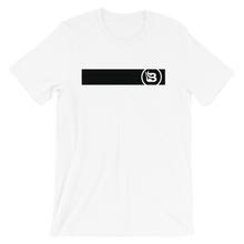 Load image into Gallery viewer, Blaze Media Cropped Logo T-Shirt