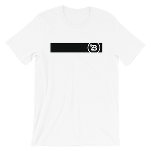 Blaze Media Cropped Logo T-Shirt