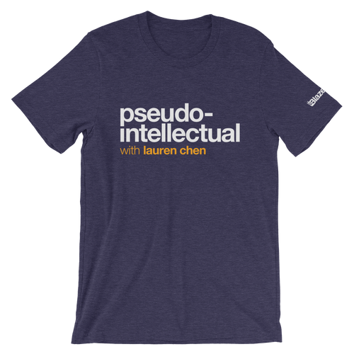 Pseudo-Intellectual Logo T-Shirt