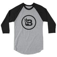 Load image into Gallery viewer, Blaze Media Icon Raglan Shirt