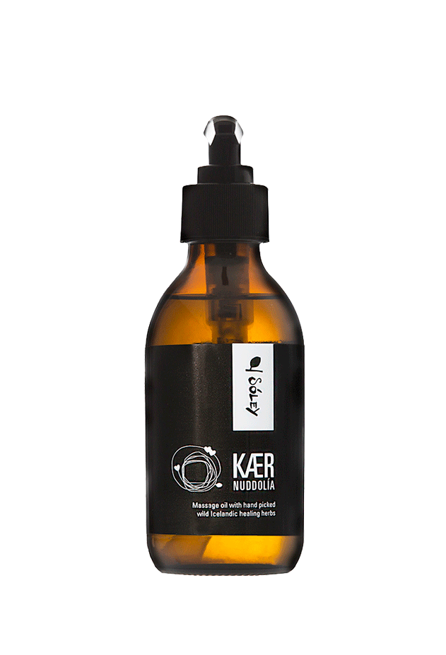 Kær Massage Oil - Sóley Organics
