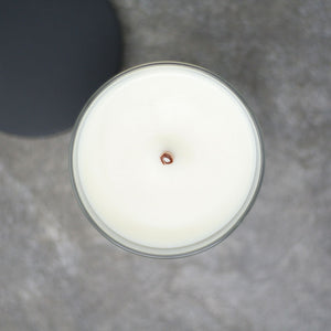 Cranberry - 8oz Soy Wooden Tube Wick