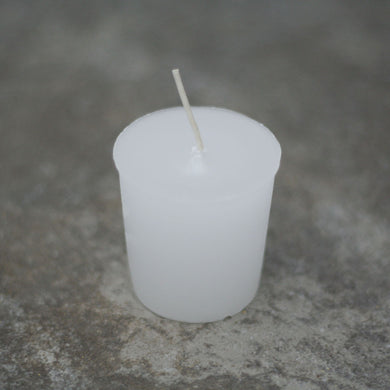 Unscented Votive