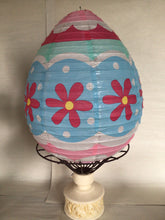 "Load image into Gallery viewer, Egg Paper Lantern - 16""H"