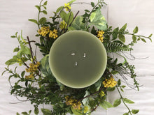 "Load image into Gallery viewer, 6""Candle Ring - Foliage & Small Berry"