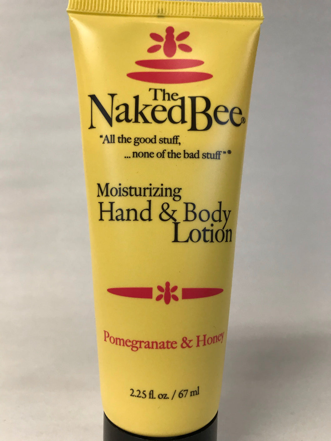 Naked Bee - Pomegranate Lotion - Small 2.25oz