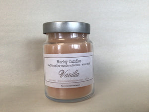 Vanilla - 4.5oz Traditional - Wooden Wick
