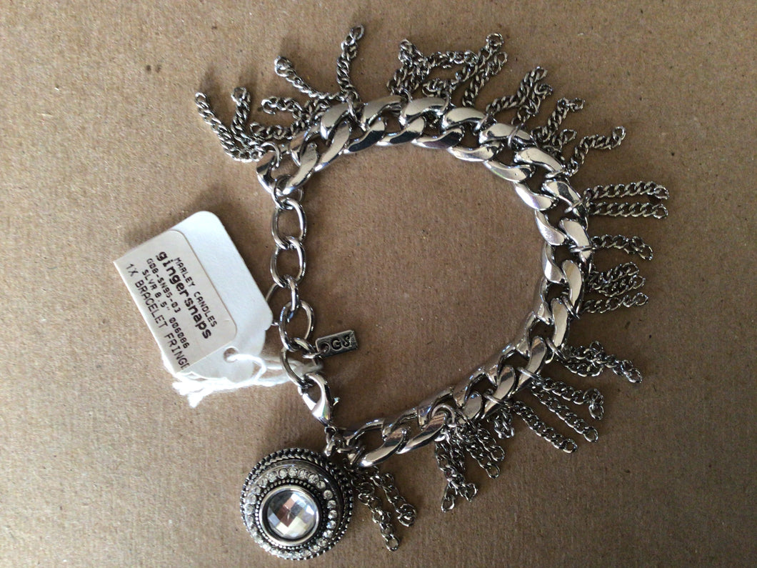 Snap Jewelry Bracelet - Fits 1 Snap