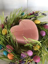 "Load image into Gallery viewer, 22"" Wreath - Easter Egg & Grass"