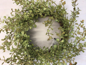 "4""Candle Ring - Baby Grass"