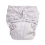 EcoNaps Sand Pinstripe Cloth Nappy