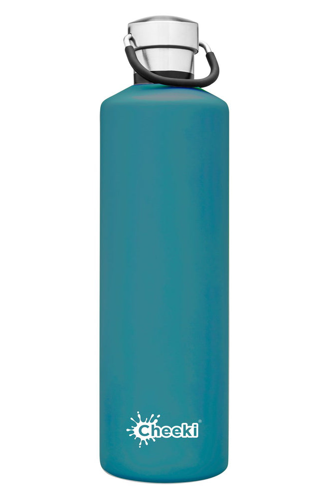 Cheeki Insulated Drink Bottle - 1L - Topaz