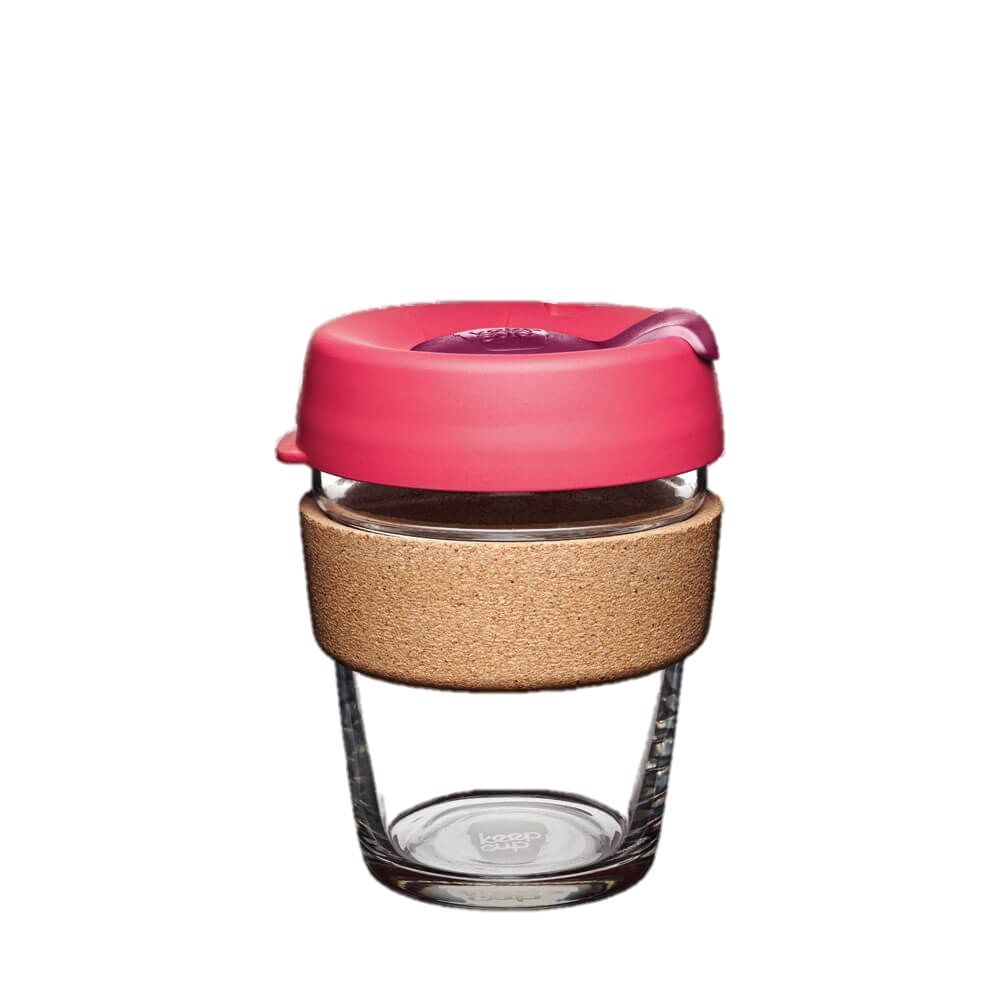 KeepCup - 'Brew - Cork Edition' - 12oz - Flutter