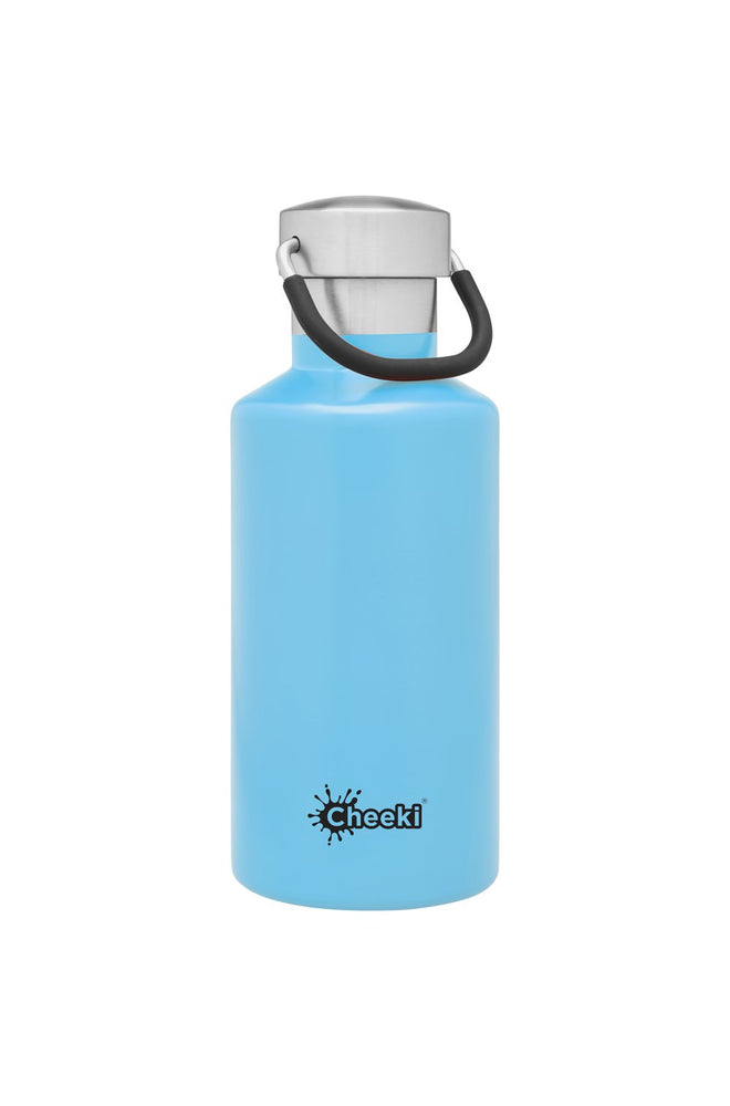 Cheeki Insulated Drink Bottle - 400ml - Surf