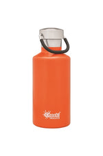 Cheeki Insulated Drink Bottle - 400ml - Orange