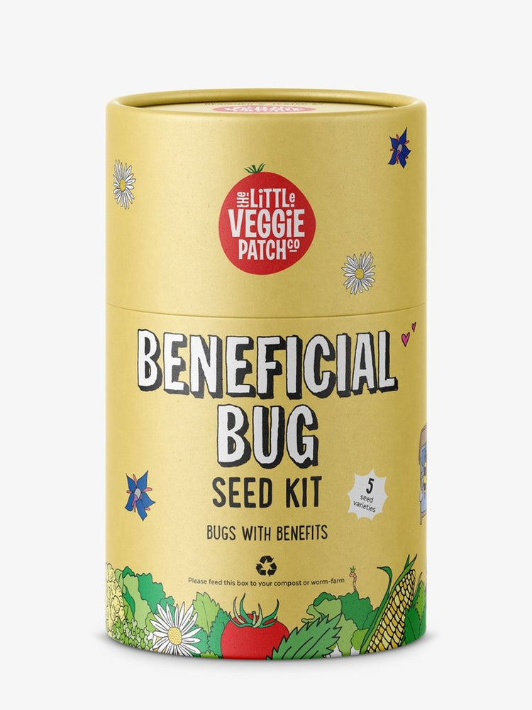 Little Veggie Patch Beneficial Bug Seed Kit