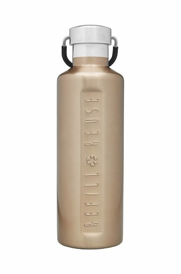 Cheeki Insulated Drink Bottle - 600ml - Champagne