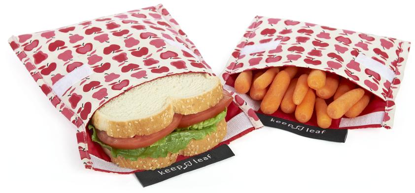 Keep Leaf Reusable Sandwich Baggies