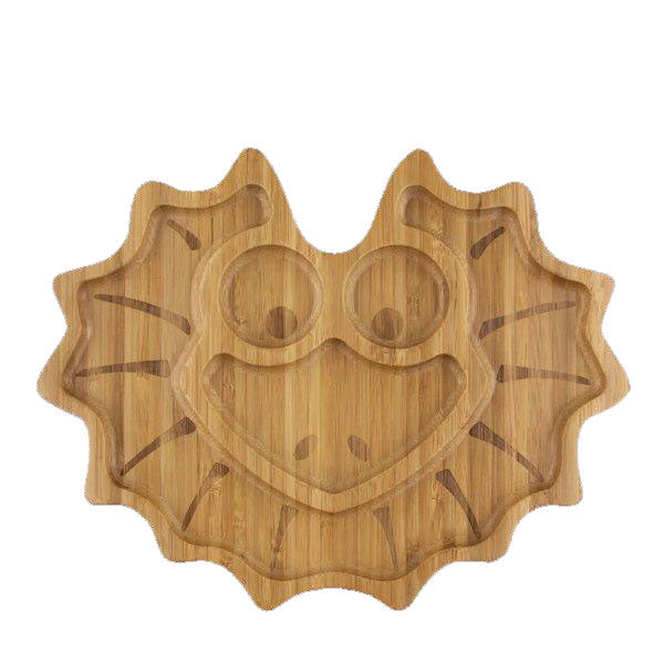 Bamboo Dinnerware - Lizzie the Frill Neck Lizard