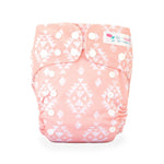 Econaps Aztec Peach Cloth Nappy