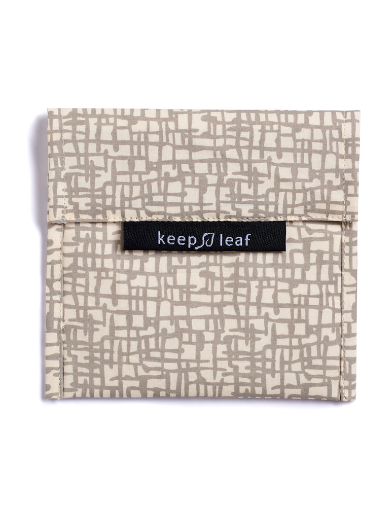 Keep Leaf Reusable Sandwich Baggie - Mesh - Large