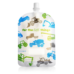 Sinchies Food Pouches - Trucks - 150ml