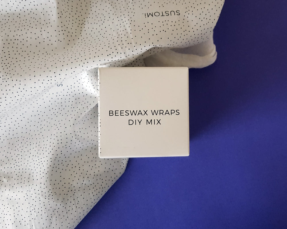 Sustomi DIY Beeswax Wrap Kit