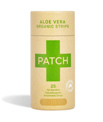 Patch Natural Bamboo Adhesive Bandaids Aloe Vera