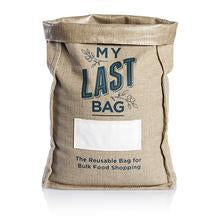 My Last Bag Reusable Bulk Food Bag - Large