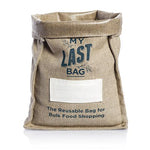 My Last Bag Reusable Bulk Food Bag - Small