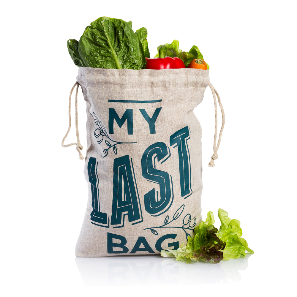 My Last Bag Reusable veggie bag