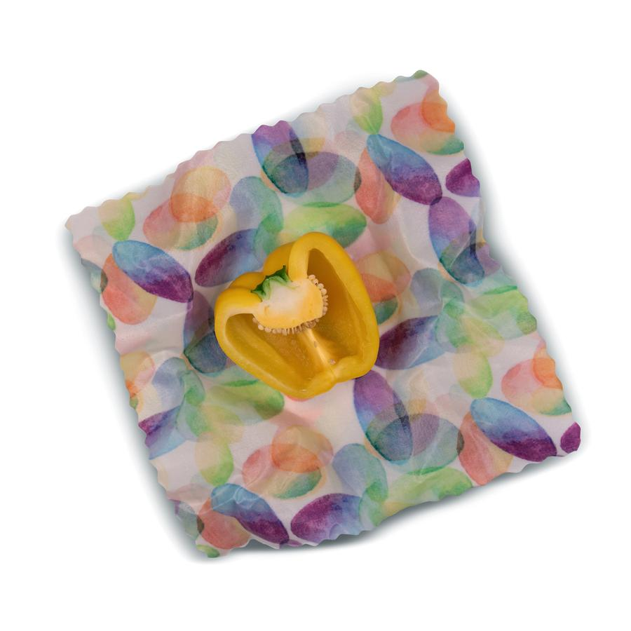 Bee Loves Wraps Reusable Beeswax Food Wraps (3 or 4 pack)
