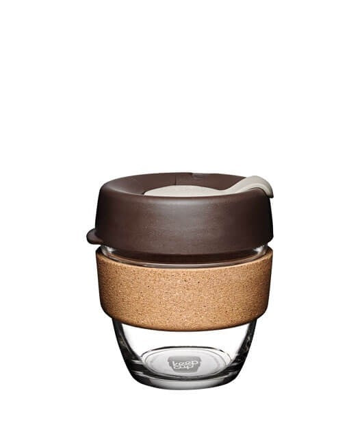 KeepCup - 'Brew - Cork Edition' - 8oz - Almond