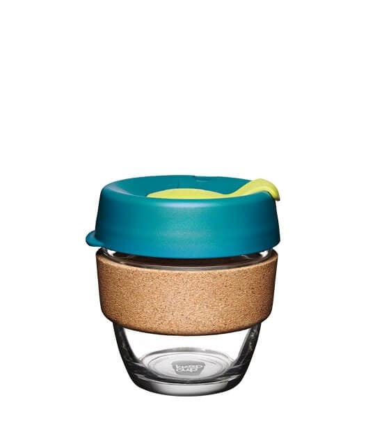 KeepCup - 'Brew - Cork Edition' - 8oz - Turbine