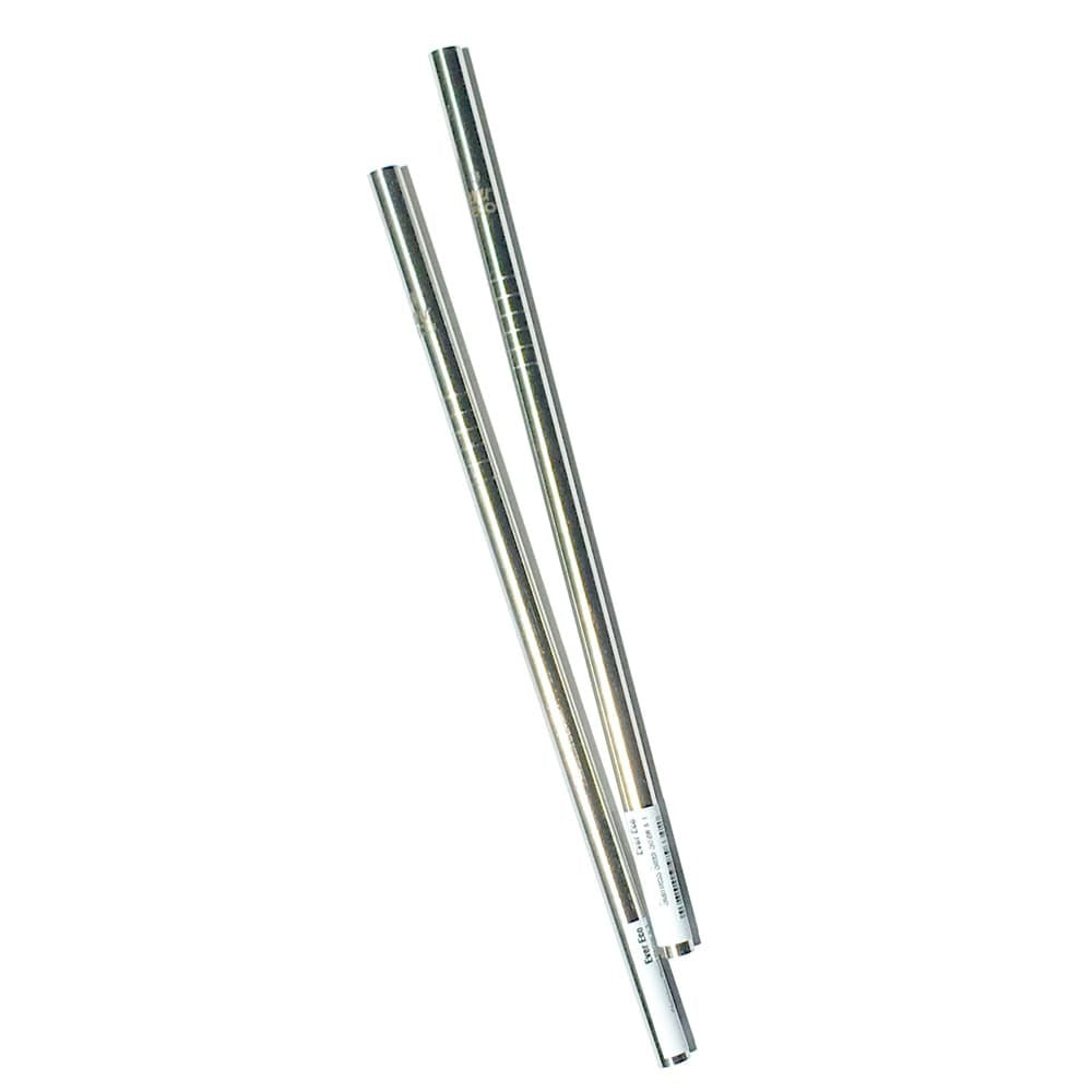 Ever Eco Stainless Steel Straw - Straight (Single)