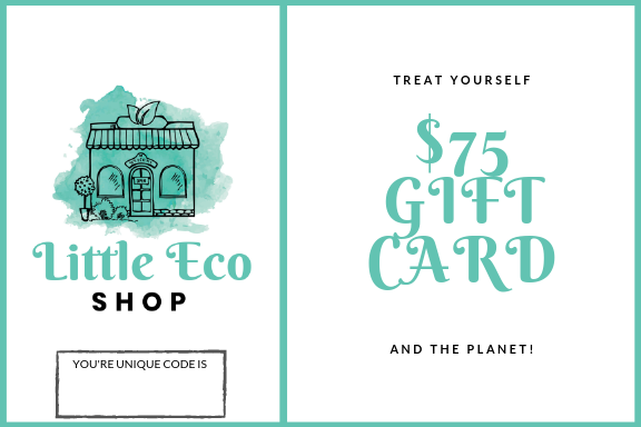 Little Eco Shop Gift Voucher
