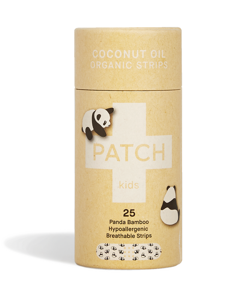 Patch Natural Bamboo Adhesive Bandaids Kids