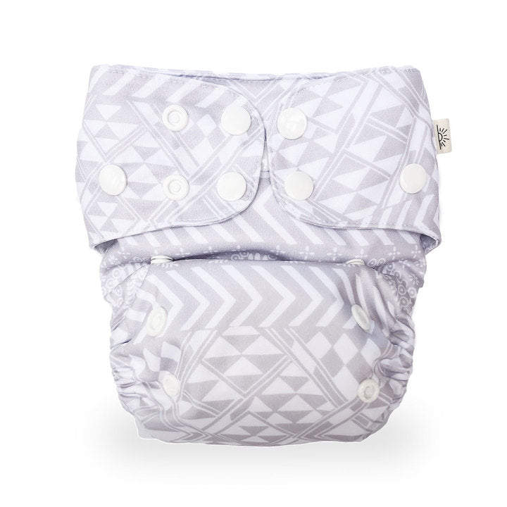 EcoNaps Wanderlust Sand Cloth Nappy