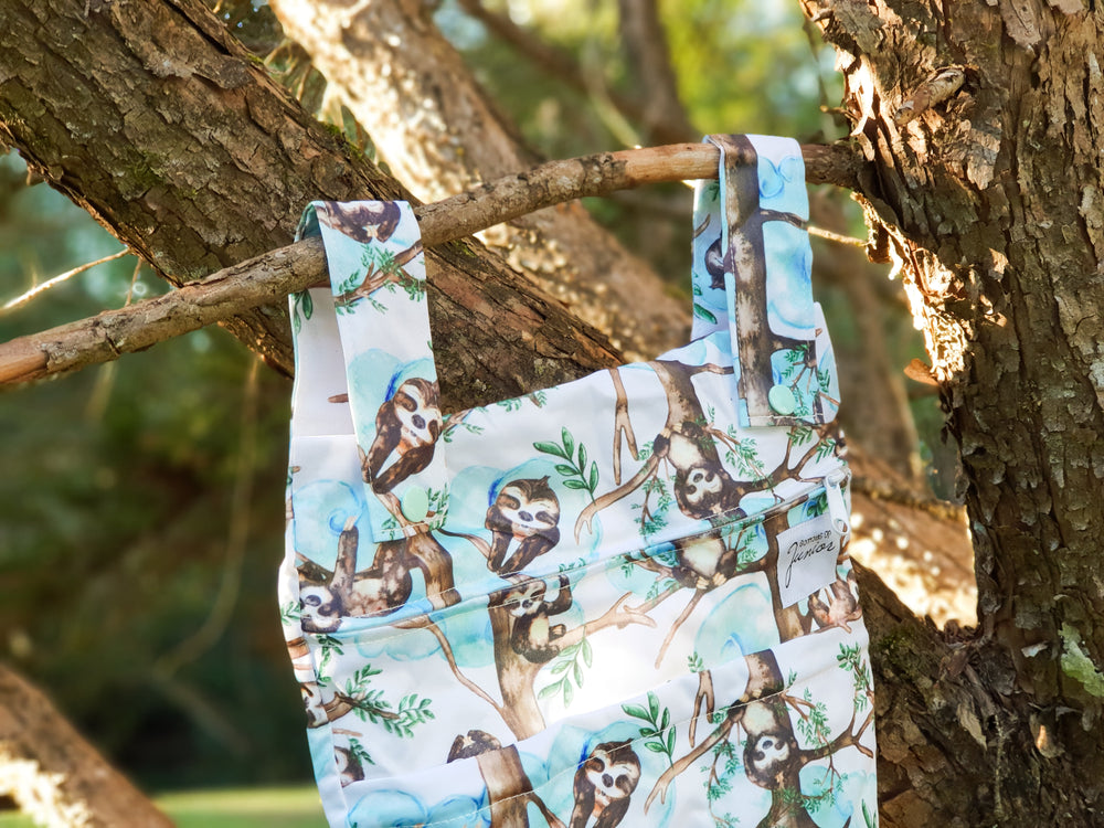 Bottoms Up Junior Large Wet Bags (Various Prints)