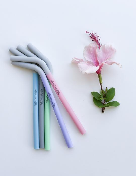 Wilfred Eco - Silicone Straws (Single)