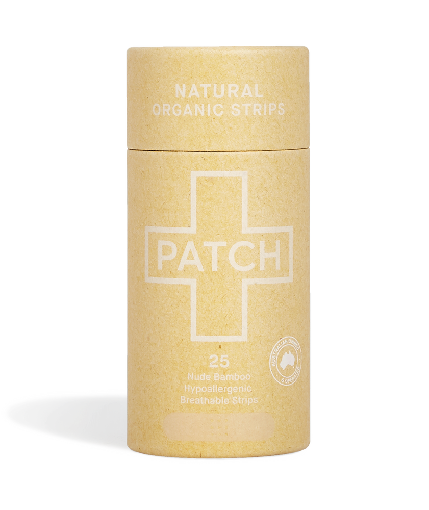 Patch Natural Bamboo Adhesive Bandaids Natural