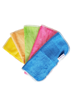 Bonnibuns Reusable Bamboo Baby Wipes (Pack of 5)