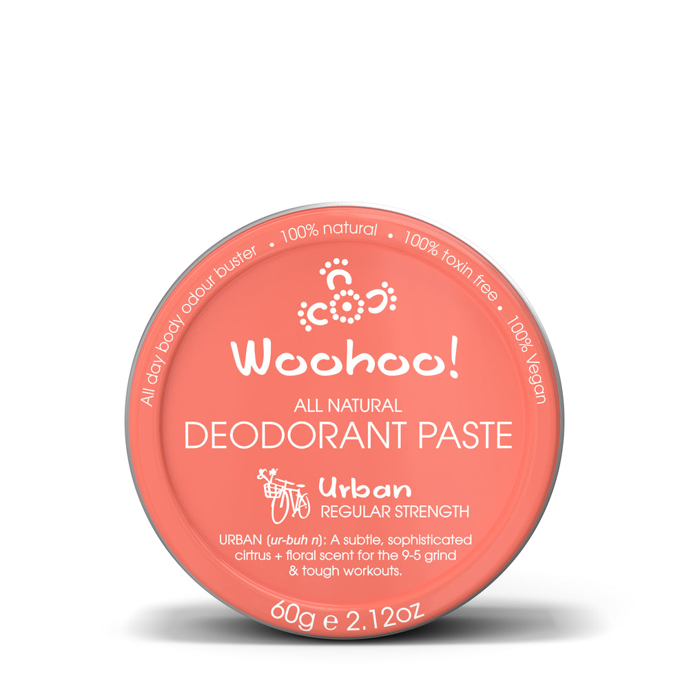 Woohoo Body All Natural Deodorant Paste 60g