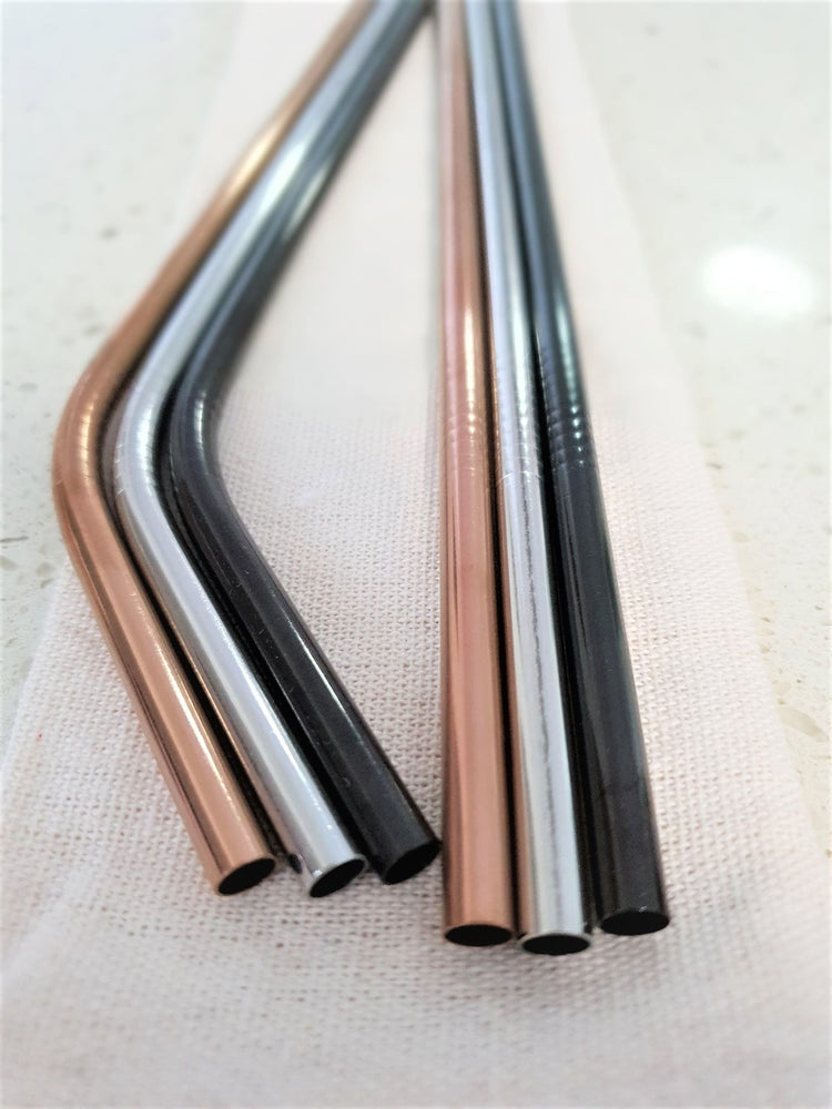 Little Eco Shop Stainless Steel Straws