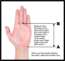 Load image into Gallery viewer, Beginner Gymnastics Grips Rookie Palm Guards - Ginnasta USA
