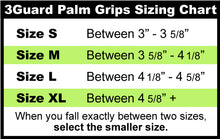 Load image into Gallery viewer, 3 Guard Palm Grips For Crossfit- Ginnasta USA