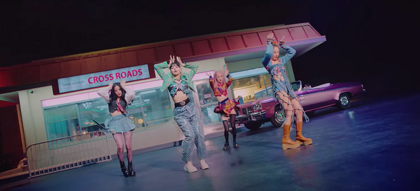 "Fall Fashion Trends As Seen In BLACKPINK's ""Lovesick Girls"" MV"