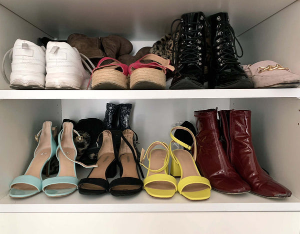 Natalie Bloom's shoe collection