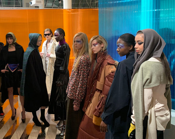 Korean Fashion Designers FW2020 Presentation at The Selects Showroom in NYC