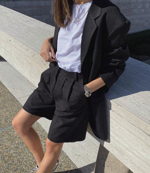 oversized blazer | creativeecho | The dallant
